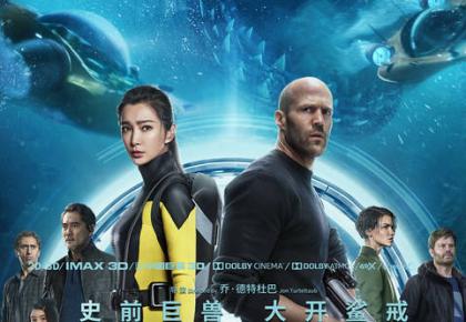 """""""中国元素""""影片闪亮2018年北美票房"""
