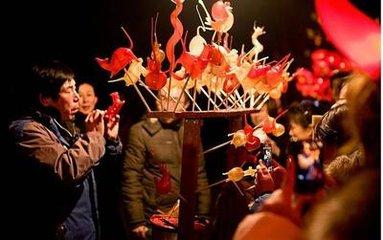 """""""欢乐春节""""展示传统文化 多国民众感受中国年味儿"""