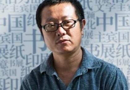 科幻作家刘慈欣:将目光投向无垠宇宙