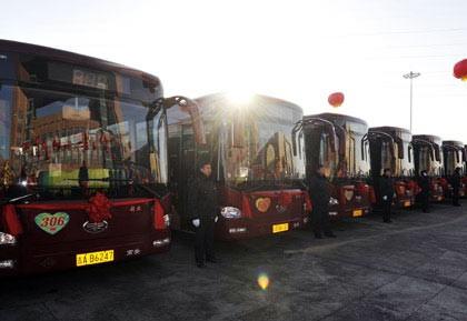 春节期间万博手机注册省各个市州关于公交车变动,别坐错!