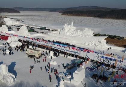 2019中国长春净月潭瓦萨国际滑雪节今日启幕