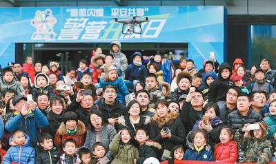 织牢社会治安防控网 ——平安中国建设系列报道之一