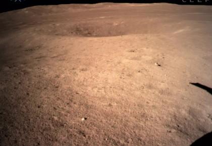 快看!首张月球背面图片来啦!