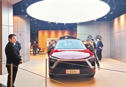 """1月份汽车产销""""低开"""" 新能源汽车表现愈发亮眼"""