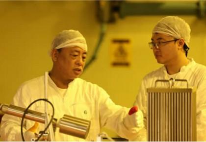 """乔素凯:与""""核""""共舞26年 连续56000步操作""""零""""失误"""