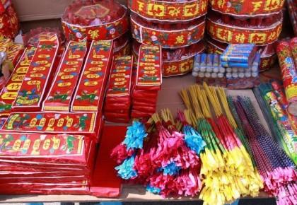 禁放限放的春节:年味儿不见少,清爽更宜人