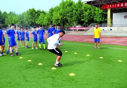 2020年吉林省校園足球特色學校要達600所