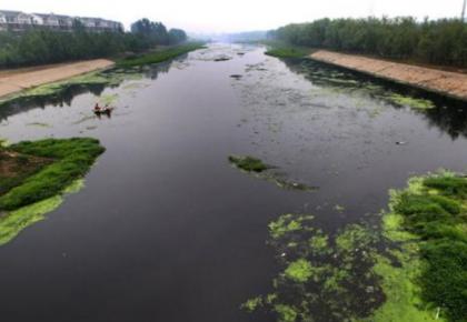 2018中国整治36个重点城市黑臭水体,投资1140多亿元
