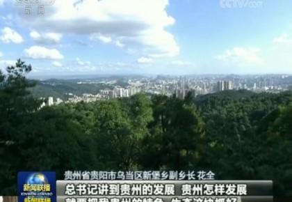 【领航新时代】贵州:生态美 百姓富 乘势而上谱新篇