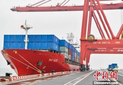 1月中國進出口增速好于預期 全年外貿有望穩定增長