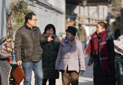 """中国首都瞄准城市治理""""最后一公里""""发力"""