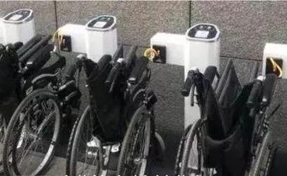 """延边第二人民医院""""共享轮椅""""准备就绪!"""