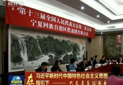 【在习近平新时代中国特色社会主义思想指引下——代表委员议国是】坚持发展不动摇 改革开放有突破