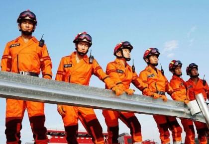 近13万人报考消防员!国家综合性消防救援队伍首次消防员招录报名结束