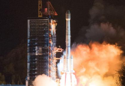 """我国成功发射""""中星6C""""卫星 长征火箭完成第300次飞行"""