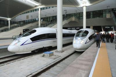 4月10日起龙嘉站停靠动车组增至42对 较目前增加20对