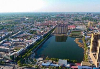 """""""未来之城""""从打好蓝绿底色开篇——河北雄安新区生态建设纪实"""