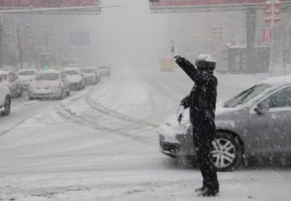 吉林省应急管理厅发布雪后交通安全提示