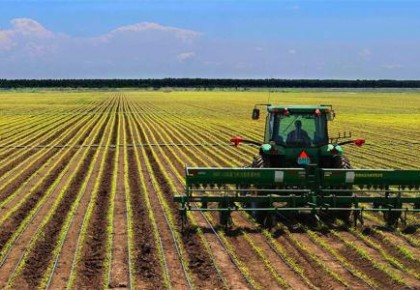 全國已播農作物一億多畝(春耕進行時)
