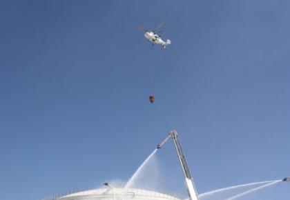应急管理部:中国正在研究建立国家应急救援航空体系