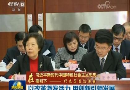 【在习近平新时代中国特色社会主义思想指引下——代表委员议国是】以改革激发活力 用创新引领发展