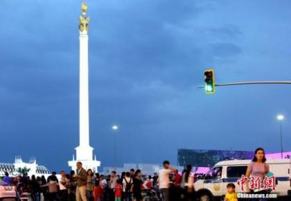 哈萨克斯坦通过宪法修正案 将首都更名为努尔苏丹