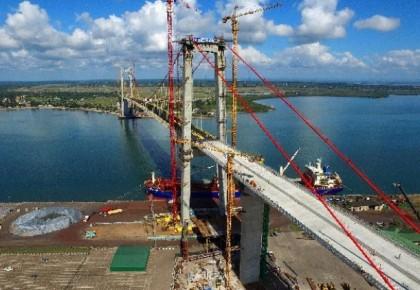 一个项目就像一座大学校——马普托大桥项目为莫桑比克培养大量产业工人