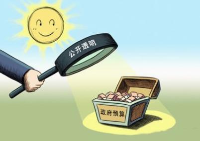 """百家中央部门集中""""晒预算""""进一步打造""""阳光财政"""""""