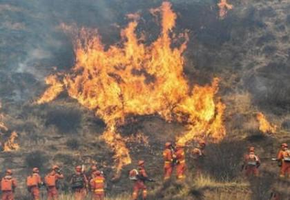 吉林省全面加强森林草原防灭火工作