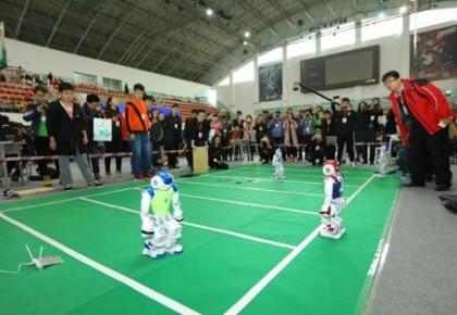 第四届吉林省机器人大赛5月下旬在长春举办