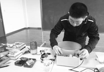 第34届吉林省青少年科技创新大赛落幕