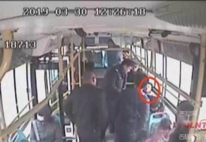 今天中午,延吉一乘客突发疾病 公交司机3分钟飞驰送医