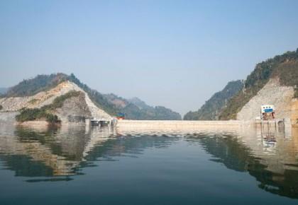 中国水电项目助老挝山民脱贫