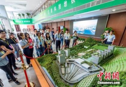 粤港澳大湾区建设交通先行 中国电建创新打造科技交通