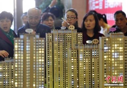 供需雙升 3月中國百城房價小幅回彈