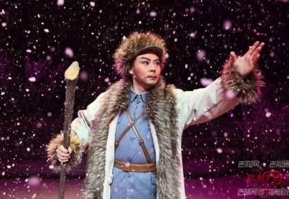 大型原创现代京剧《杨靖宇》重排后将于5月8日在长春首演