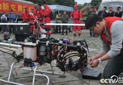 """科技青年齐俊桐:让中国无人机技术""""飞得更高"""""""