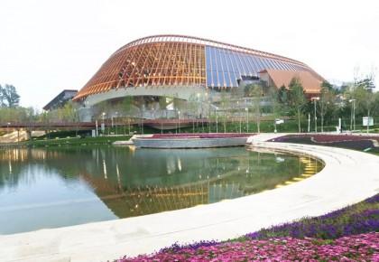 北京世园会:多彩绽放生态之美