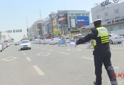 道路交通乱象整治百日行动:长春警方查处各类交通违法案件13.6万件