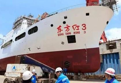 中国造!全球最大静音科考船交付,20米外鱼群感觉不到
