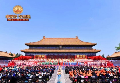 """中国梦·劳动美——2019五一""""心连心""""特别节目今晚开播 唱响新时代劳动之歌"""