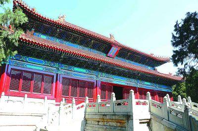 历时两年修缮完毕!北京十三陵昭陵恢复开放