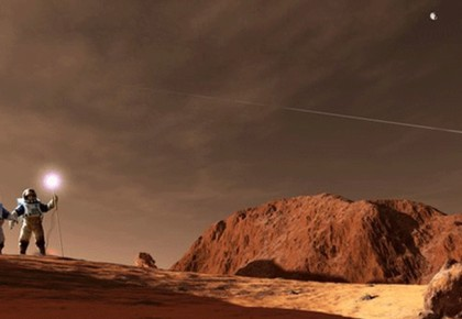 名字送上火星不是梦想!华人报名NASA火星探索计划