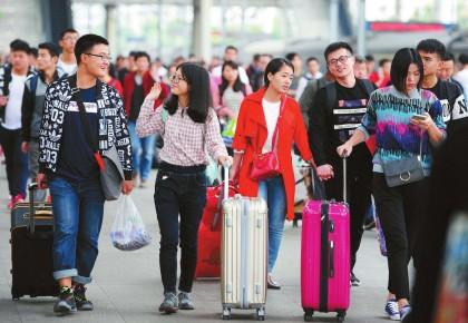 端午节假期将至,预计日均出入境旅客205万人次
