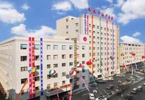 吉林省醫療系統首臺人臉識別機器人落戶長春市婦產醫院