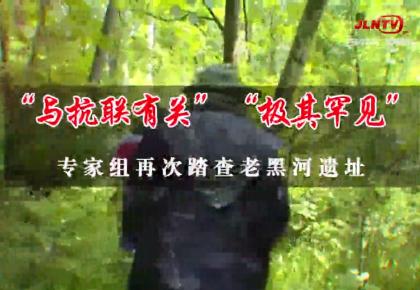 微视频丨专家二探老黑河遗址