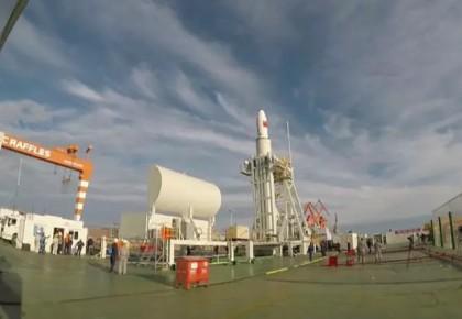 """中国首次海上发射成功!""""吉林一号""""在轨卫星已达13颗"""