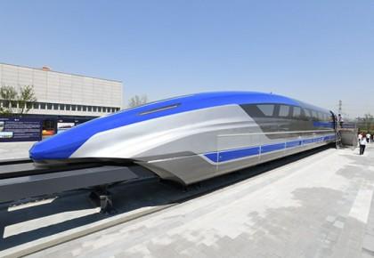 解密时速600公里高速磁浮,比传统轮轨有何优势?