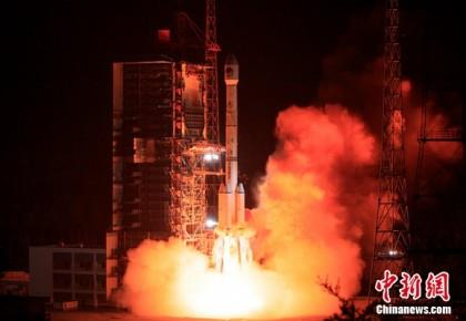 中国成功发射第46颗北斗导航卫星
