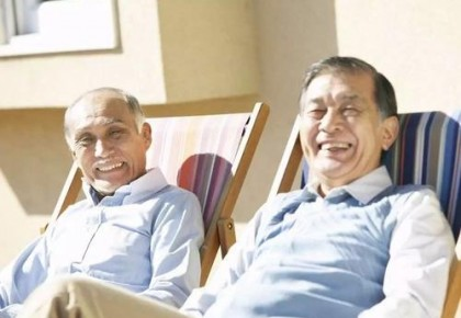 中美公众调查显示彼此都视对方国家为全球大国 中国受访者的乐观情绪远超美国